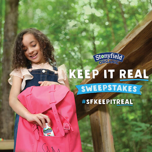 Keep It Real Sweepstakes Ended