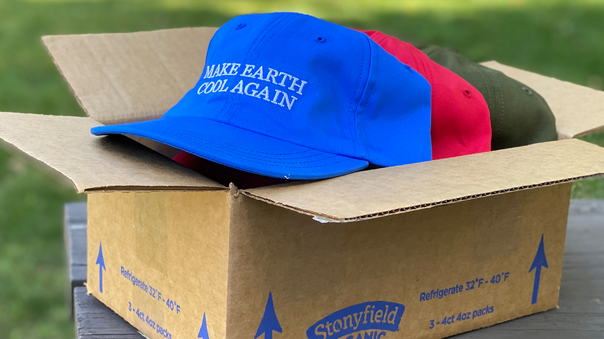 Make Earth Cool Again!